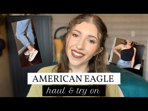 AMERICAN EAGLE TRY ON HAUL || SPRING 2020