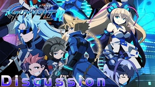Azure Striker Gunvolt: Anime OVA Discussion (Thoughts & Impressions)