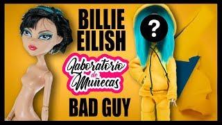 MUÑECA DE BILLIE EILISH - Laboratorio de Muñecas - Bad Guy Video