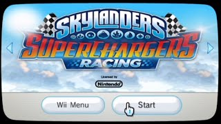 [Skylanders SuperChargers Racing] Wii First Look