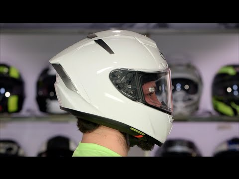 Thumbnail for Shoei X-14 Helmet Review