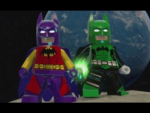 LEGO Batman 3 Batman Zur En Arrh Darkest Knight
