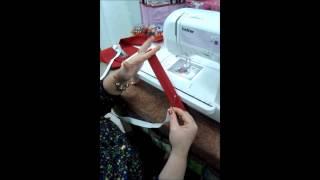 Aprenda a fazer uma Faixa Turbante
