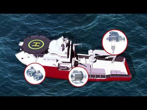 Services de surveillance conditionnelle pour équipements maritimes et offshore avec PRUFTECHNIK