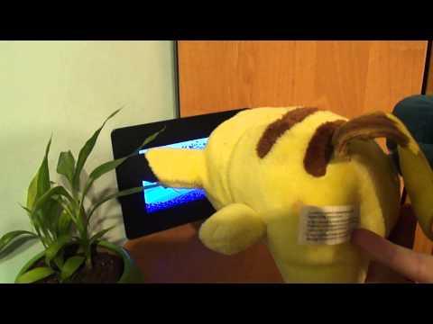 Maskotka Pikachu Rozpakowywanie Unboxing - Hikomikos