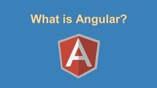 What Is AngularJS
