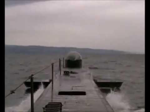 HMS Narwhal submarine (circa. 1960)