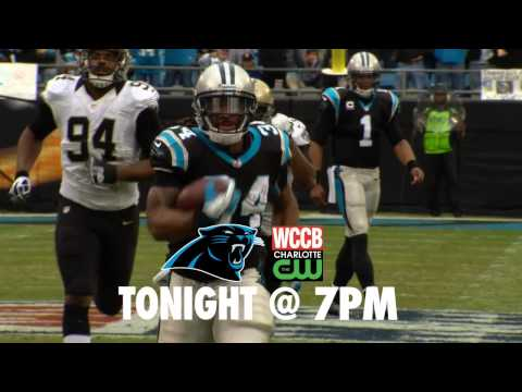 Panthers vs Bills Tonight at 7pm on WCCB, Charlotte