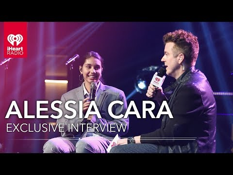 Alessia Cara Talks About 'The Pains Of Growing' | iHeartRadio Release Party