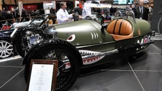 2012 Morgan 3 Wheeler (2011 Geneva Auto Show)