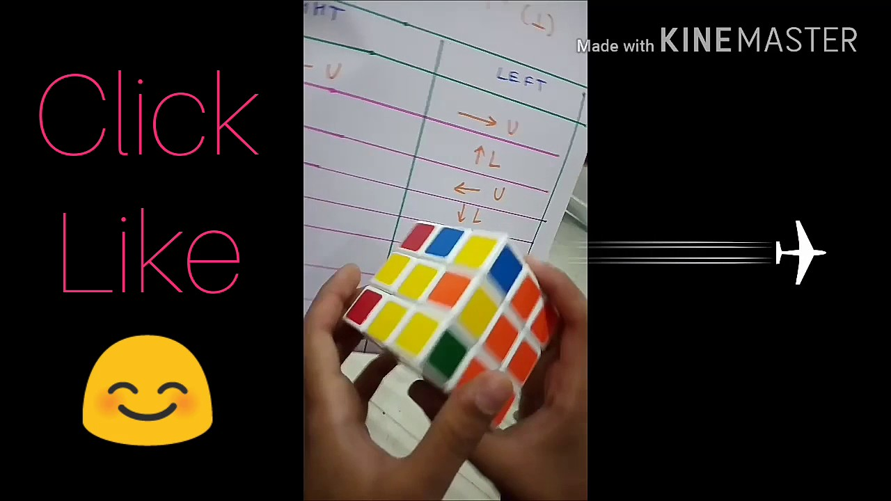 Easiest way to solve 3x3 rubixs cube tutorial learn in just 10 easiest way to solve 3x3 rubixs cube tutorial learn in just 10 mins in hindi by a kid ccuart Gallery