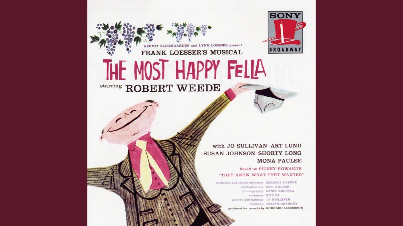 The Most Happy Fella: Ooh! My Feet!