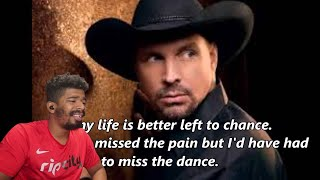 Garth brooks - the dance (country reaction!!)