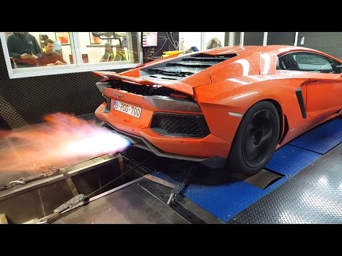 Thumbnail: Pushing my Lamborghini Aventador to the limits !