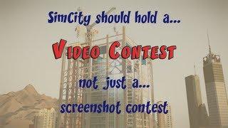 SimCity Video Contest