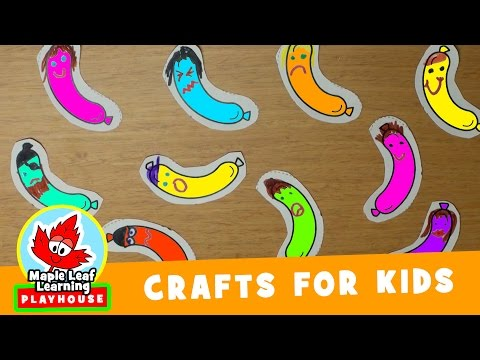 Ten Fat Sausages Craft for Kids  Maple Leaf Learning Playhouse