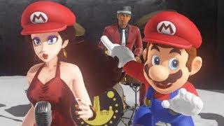 Super Mario Odyssey - All Pauline