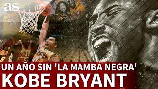 Un año sin Kobe Bryant: en memoria de la 'Mamba Negra' | Diario AS