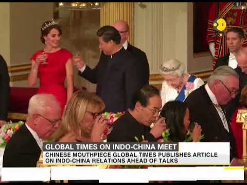 Global times on Indo-China meet