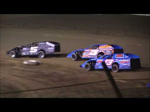 UMP Modified B-Main #4 from Portsmouth Raceway Park, October 19th, 2017.