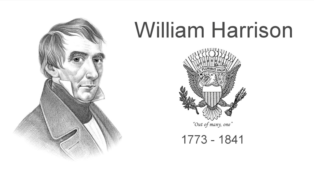 William Henry Harrison Family Life