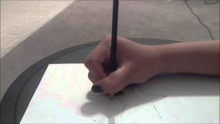 How to draw the Black Veil Brides Pentagram