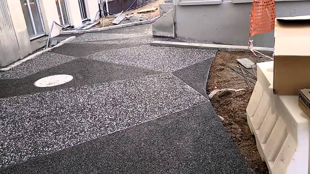 Wash Dezaktif beton art image - YouTube