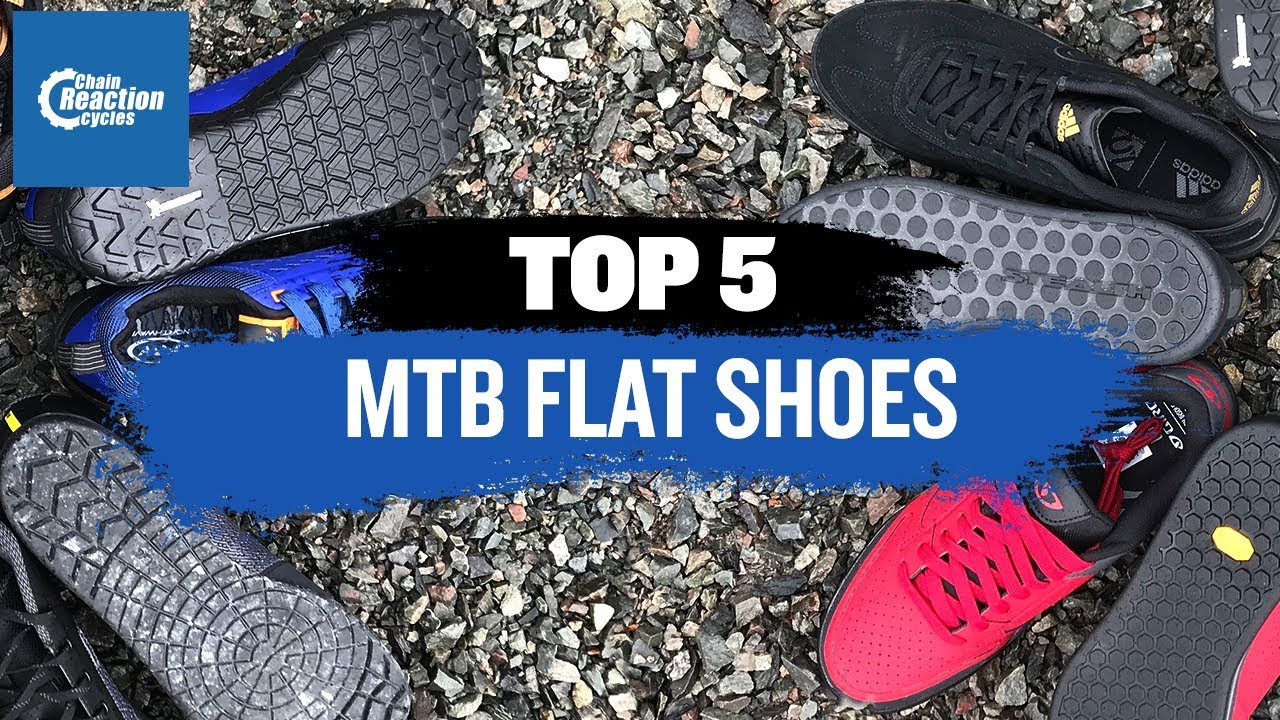 5 Of The Best Mtb Flat Shoes 2019 Crc Youtube