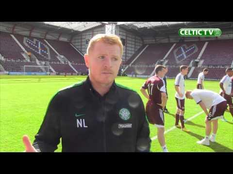 Celtic FC - Neil Lennon post-match v Hearts, 14/09/2013