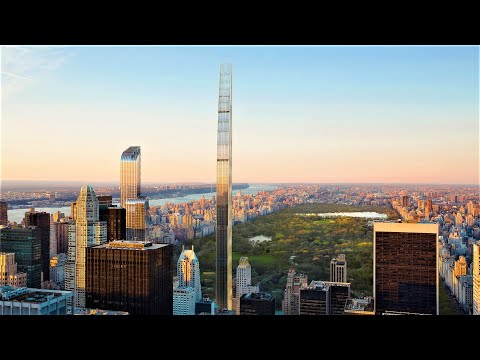 New York Completes the World's Thinnest Skyscraper |  UPDATE