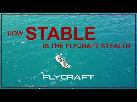 how stable is the flycraft stealth youtube