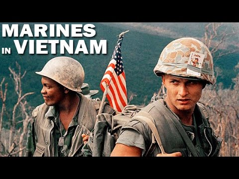 US Marines in the Vietnam War | Operation Piranha | USMC Documentary | 1965
