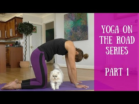 Yoga on the Road Part 1: Prepare your body to travel