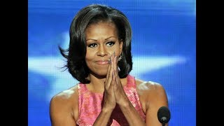 Former First Lady Michelle Obama Speaks About Experiencing Racism