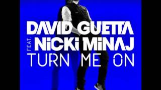 david guetta feat nicki minaj turn me on sidney samson remix