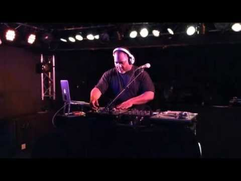 Dj Maseo Of De La Soul live in Geneve