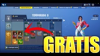 WIE GET *BATTLE PASS 9 * TOTALLY *FREE *!!! | BUG PAVOS FORTNITE (DO IT NOW)