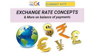 exchange rate concepts bop part 2 economy bits
