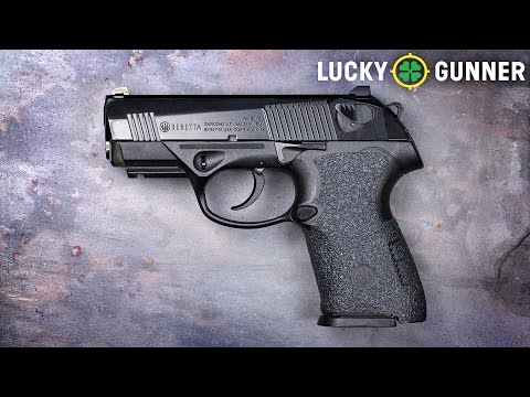 Beretta PX4 Compact Review, Part 1