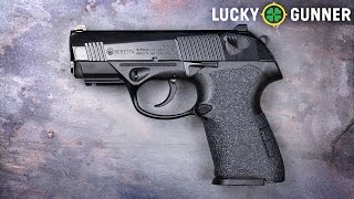 Beretta PX4 Compact Review, Part 1