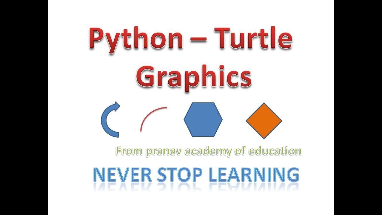 Drawing polygon - Python Turtle Graphics