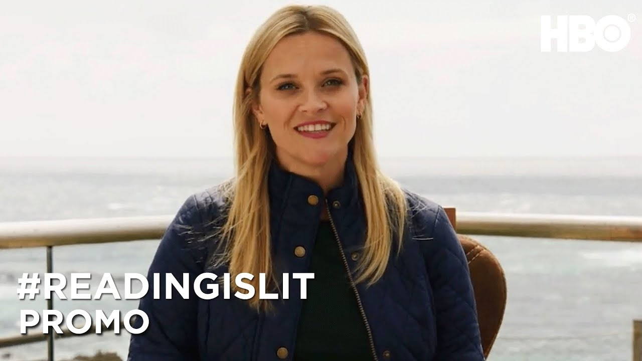 Reese Witherspoon Encourages #ReadingIsLIT | HBO x NYPL