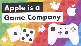 Apple is (kind of) a Game Company