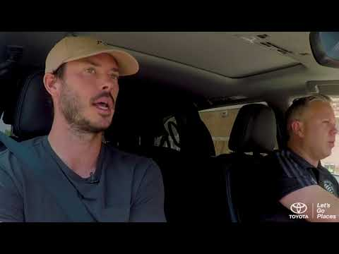 Drive Time, presented by Toyota: Brad Evans