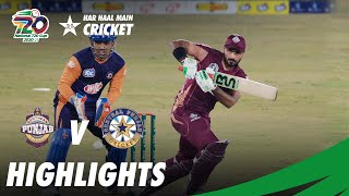 Southern vs Central Punjab | Full Match Highlights | Match 24 | National T20 Cup 2020 | PCB | NT2F