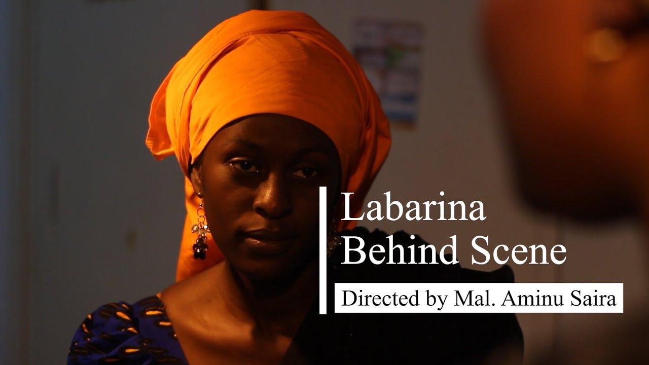 Download Behind the scene LABARINA