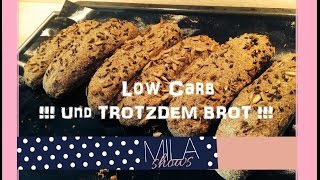 MilaShows - 10 WBC Flötchen - LOW CARB BROT