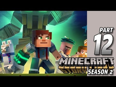 Lets Play Minecraft: Story Mode (Seasson 2): Part 12 - Oppressed People