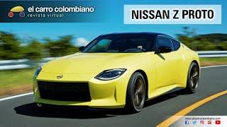 El Nissan Z Proto anticipa al próximo deportivo japonés… ¡y tendrá caja manual!