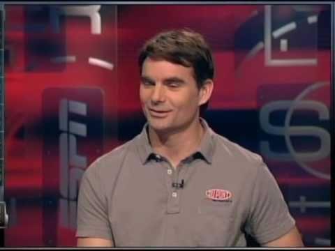Jeff Gordon Sportscenter Interview